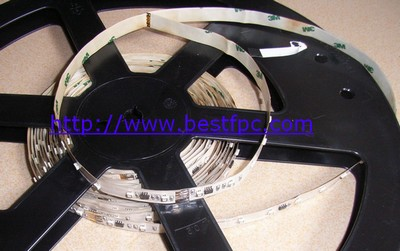 led-flex-circuit-solder-together