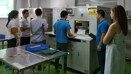 FPC lamination process visiting