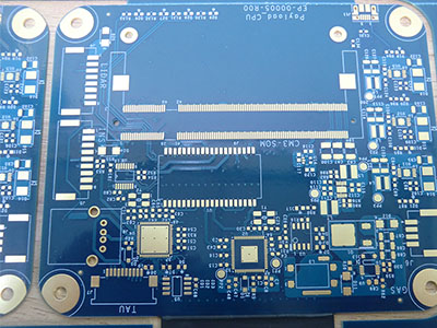 6 layers rigid flex PCB